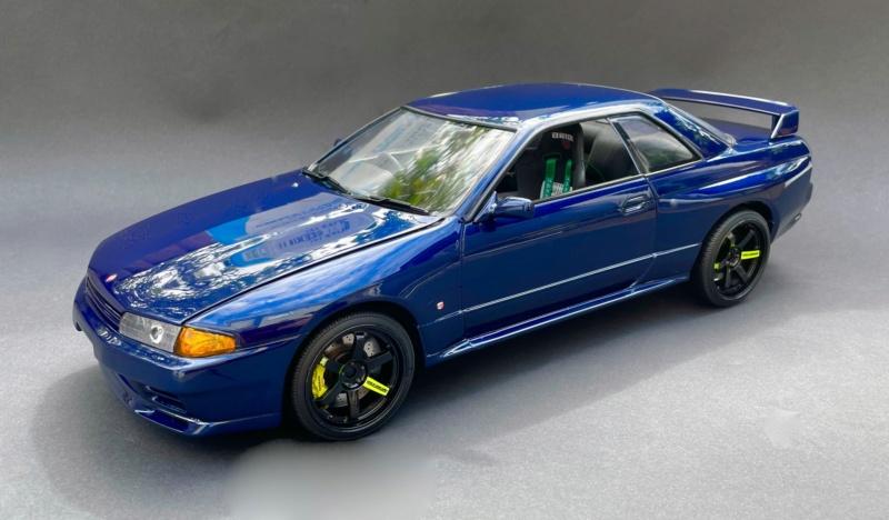 Nissan Skyline R32 GT-R Fujimi 1/12 1a10