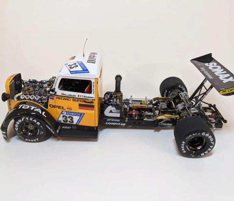 Opel Blitz, Revell 1/24 23667010