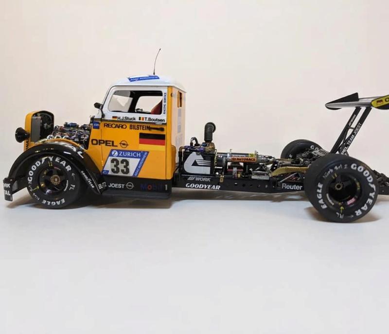 Opel Blitz, Revell 1/24 23952610