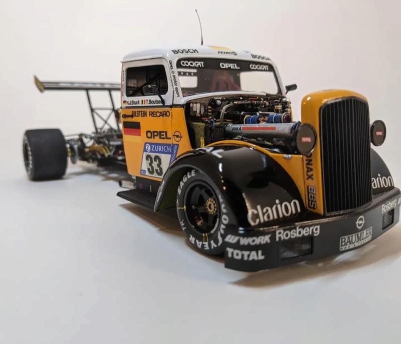 Opel Blitz, Revell 1/24 24012210