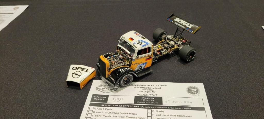 Opel Blitz, Revell 1/24 24043910