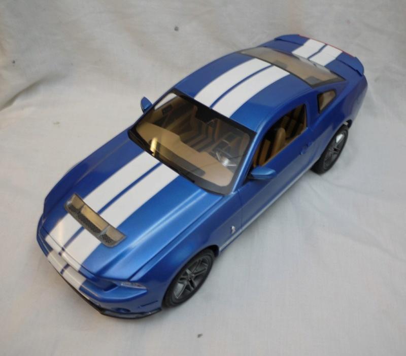 2010 Shelby GT-500 Revell 1/12 24840511