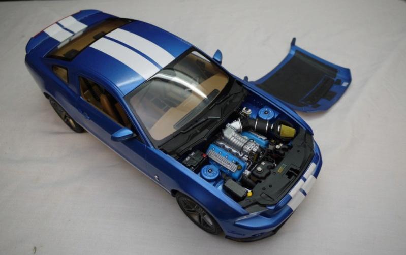 2010 Shelby GT-500 Revell 1/12 24840517