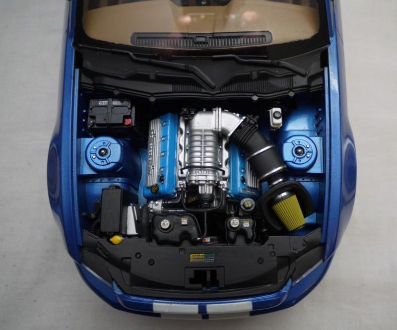 2010 Shelby GT-500 Revell 1/12 24840518