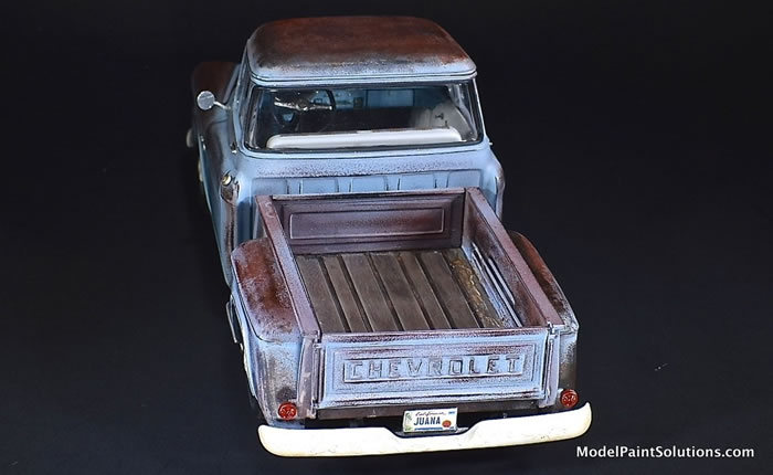 1955 Chevrolet Stepside AMT 1/25 2_110