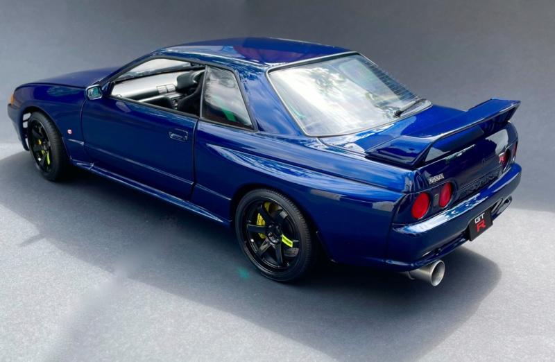 Nissan Skyline R32 GT-R Fujimi 1/12 326