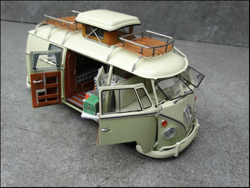 VW T1 Camper 327