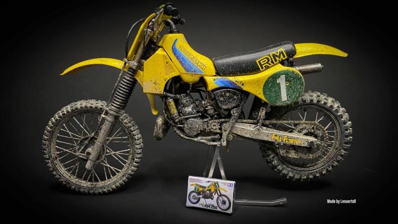 Suzuki RM250, Tamiya 1/12 330
