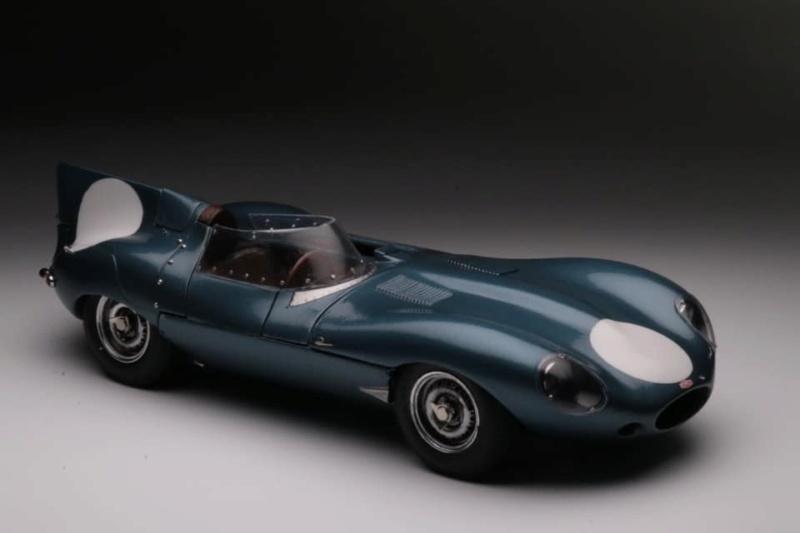 1956 Jaguar Type-D de chez Profil24 1/24 3_112