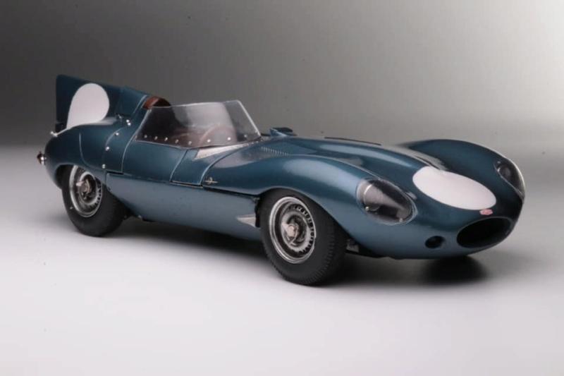 1956 Jaguar Type-D de chez Profil24 1/24 3_212