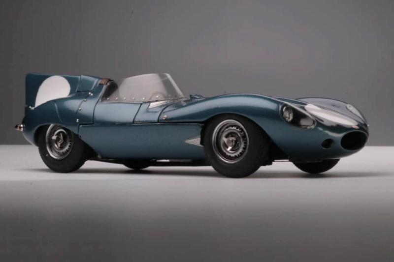 1956 Jaguar Type-D de chez Profil24 1/24 3_312