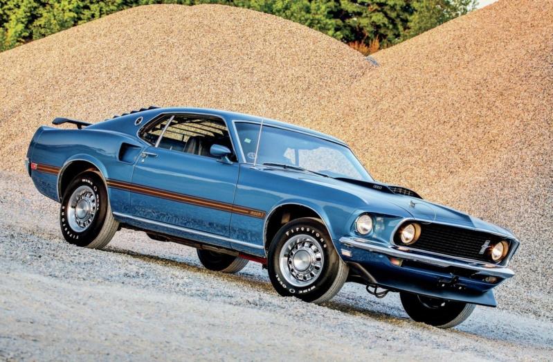 1969 Mustang Mach 1 de Revell 1/25 3f9dc010