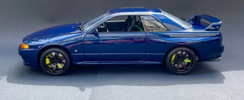 Nissan Skyline R32 GT-R Fujimi 1/12 425