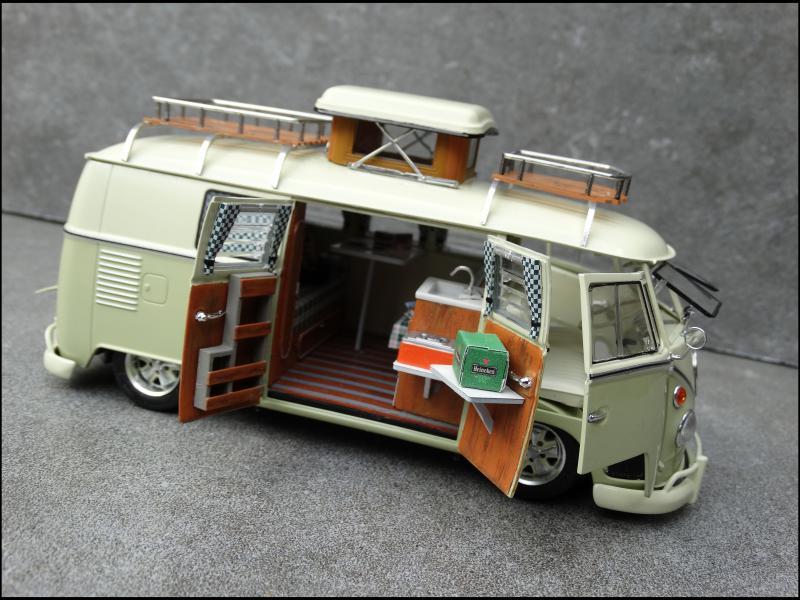 VW T1 Camper 426