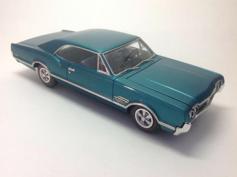 1966 Olds 442 AMT 1/25 442_te20