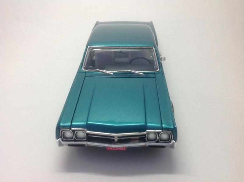 1966 Olds 442 AMT 1/25 442_te23