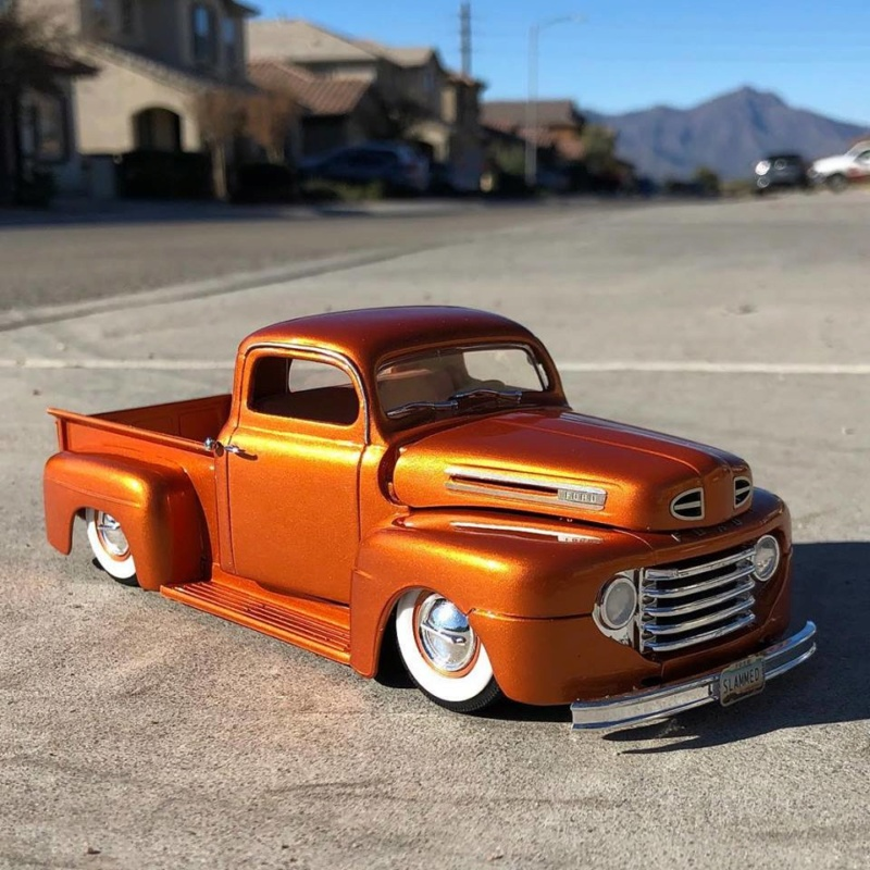 1950 Ford F-1 Custom 49056710