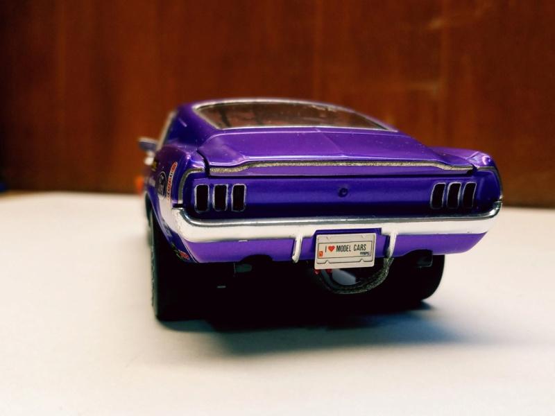 1967 Mustang GT/A 390 J/SA de AMT 49079310