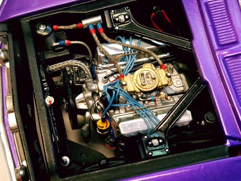 1967 Mustang GT/A 390 J/SA de AMT 49129610