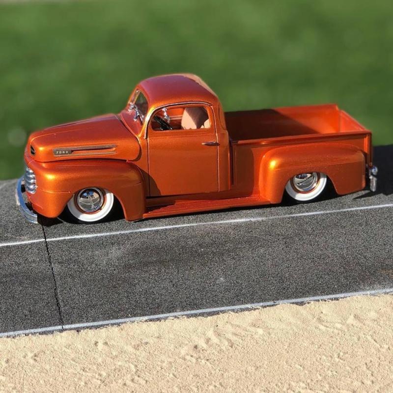 1950 Ford F-1 Custom 49132210