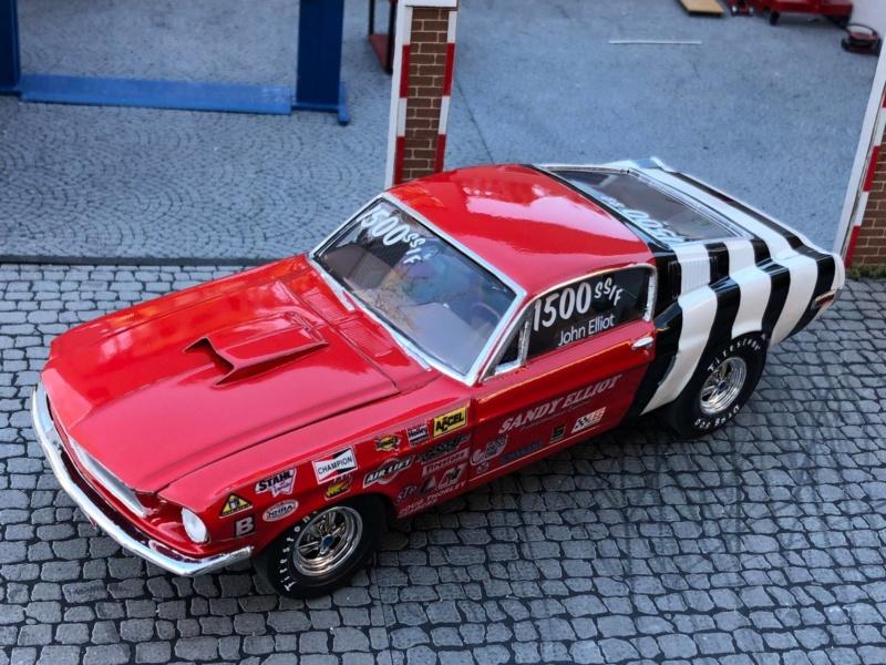 1968 Mustang 428 CJ SS/F Sandy Elliott 49133110