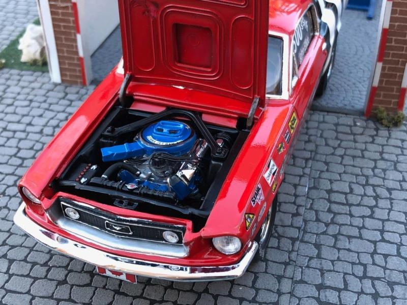 1968 Mustang 428 CJ SS/F Sandy Elliott 49178410