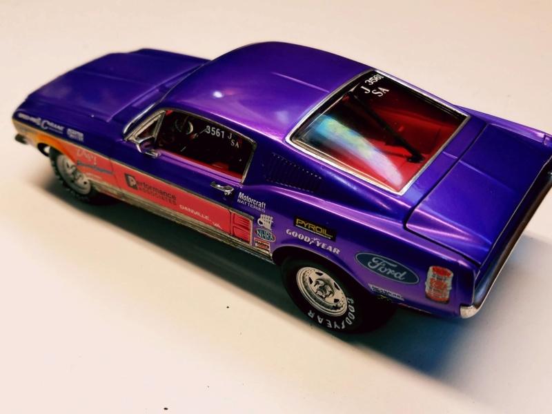 1967 Mustang GT/A 390 J/SA de AMT 49204310