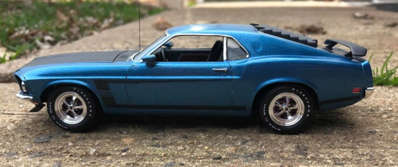 "1969 Boss 302 Revell ""New Tooling"" 49442010"
