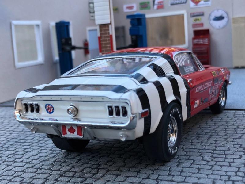 1968 Mustang 428 CJ SS/F Sandy Elliott 49482110