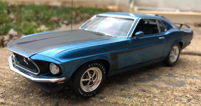 "1969 Boss 302 Revell ""New Tooling"" 49597610"