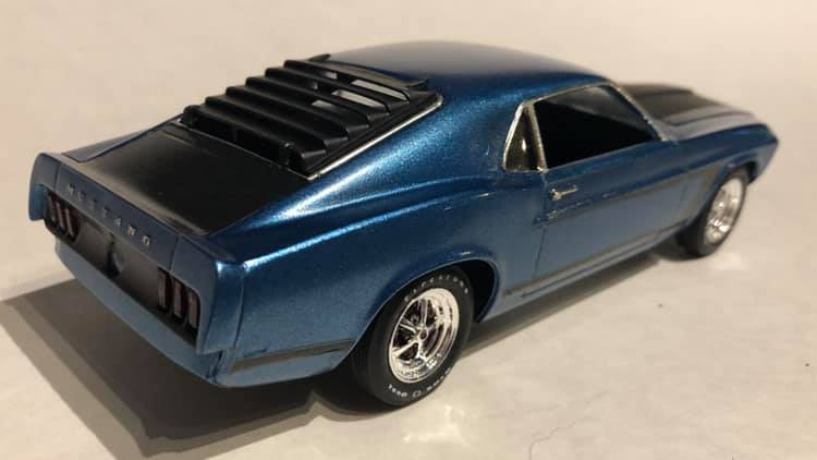 "1969 Boss 302 Revell ""New Tooling"" 49775610"