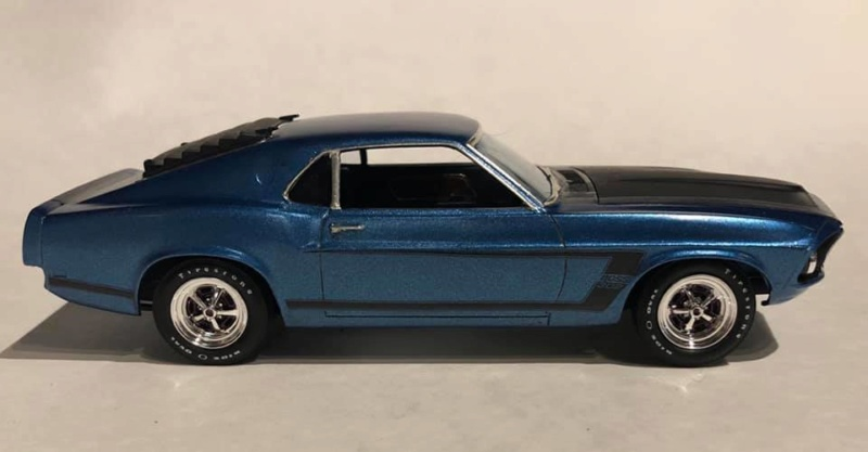 "1969 Boss 302 Revell ""New Tooling"" 49794510"