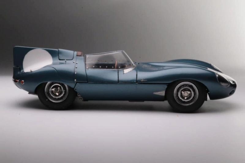 1956 Jaguar Type-D de chez Profil24 1/24 4_111