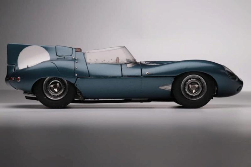 1956 Jaguar Type-D de chez Profil24 1/24 4_211