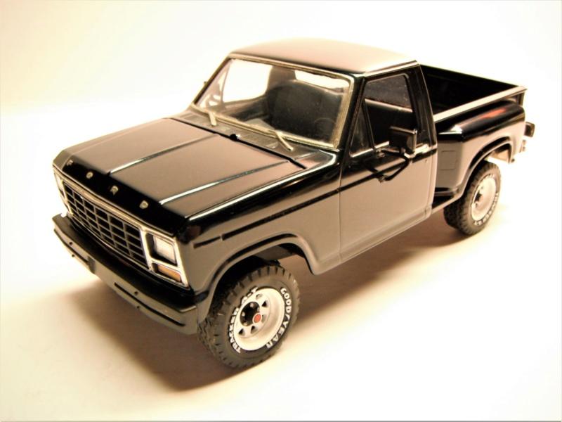 1980 Ford F-150 Ranger de Monogram 50570510