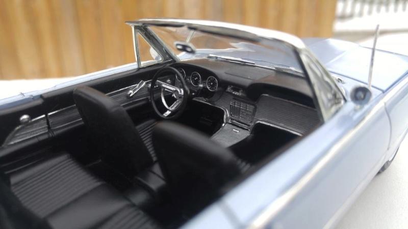 1962 Ford Thunderbird de AMT 51089010