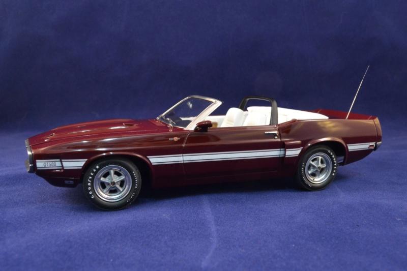 1969 Shelby GT-500 convertible de Revell 51421310