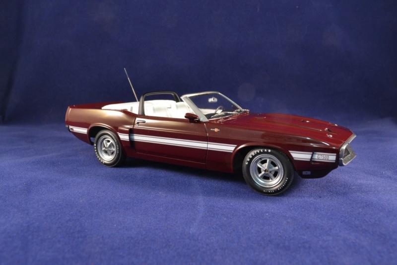 1969 Shelby GT-500 convertible de Revell 51429110