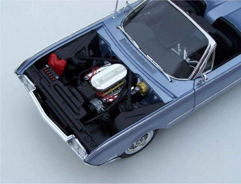 1962 Ford Thunderbird de AMT 51565910