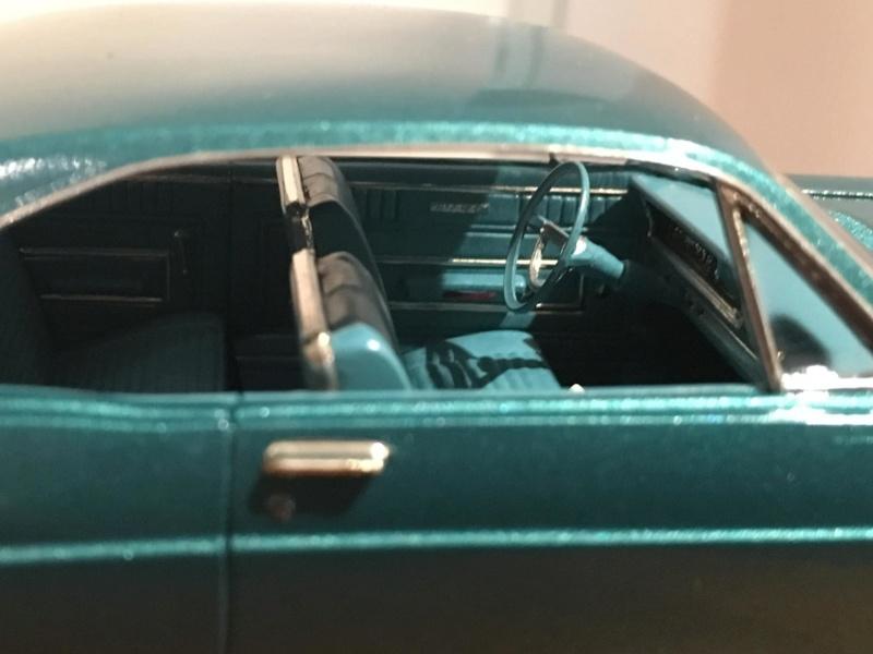 1966 Fairlane GT / GTA de AMT 1/25 51680010