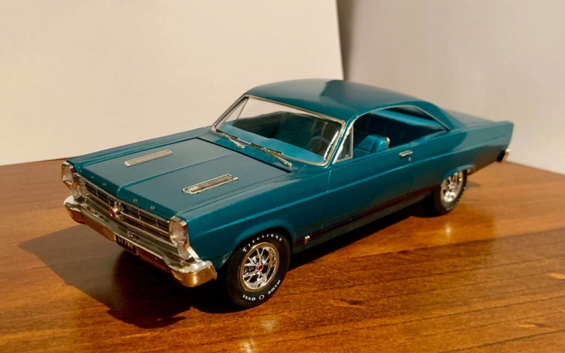 1966 Fairlane GT / GTA de AMT 1/25 51682710