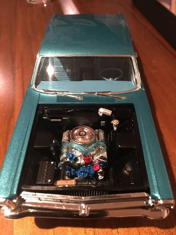1966 Fairlane GT / GTA de AMT 1/25 51768410