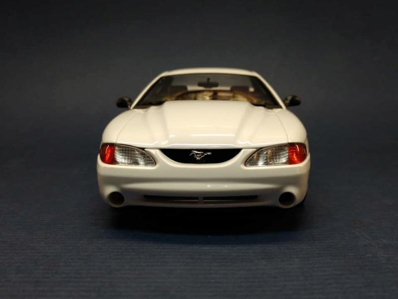 1995 Mustang SVT Cobra R 351 de Tamiya 1/24 51801810