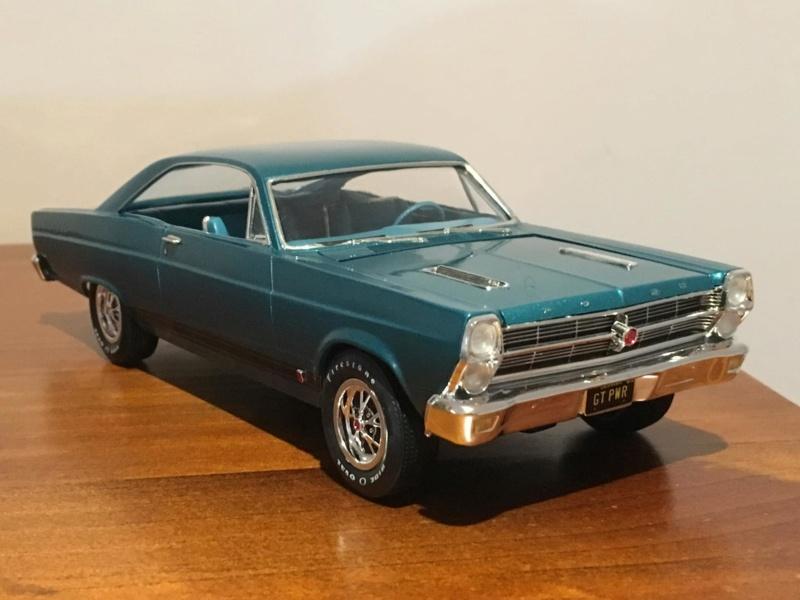 1966 Fairlane GT / GTA de AMT 1/25 51968910