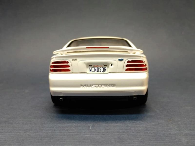 1995 Mustang SVT Cobra R 351 de Tamiya 1/24 52315710