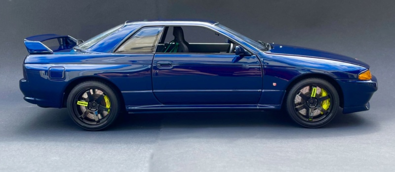 Nissan Skyline R32 GT-R Fujimi 1/12 525