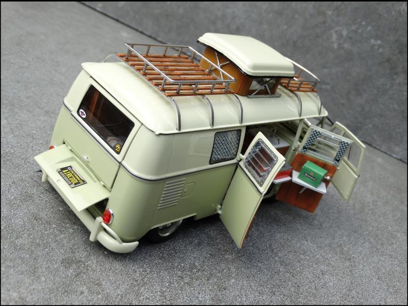 VW T1 Camper 526