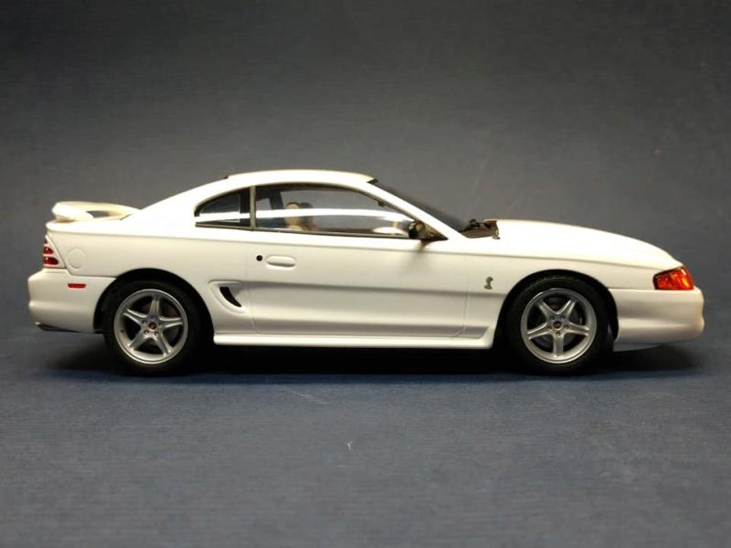 1995 Mustang SVT Cobra R 351 de Tamiya 1/24 52674210