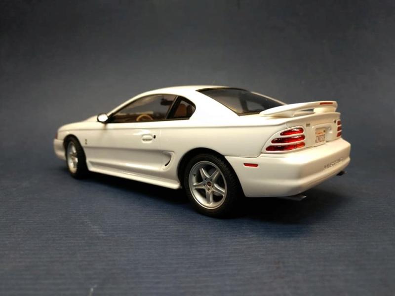 1995 Mustang SVT Cobra R 351 de Tamiya 1/24 52867310