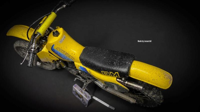 Suzuki RM250, Tamiya 1/12 529